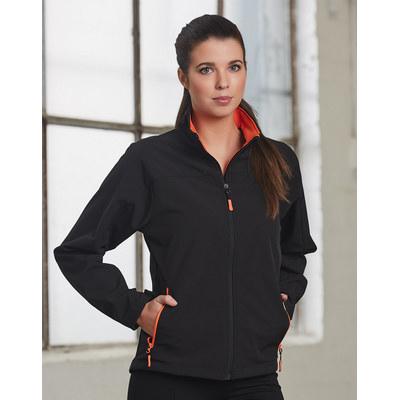 Ladies Rosewall Soft Shell Sports Jacket  JK16_WIN