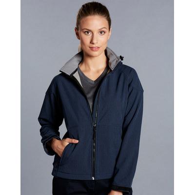 Ladies Aspen Softshell Hood Jacket JK34_WIN