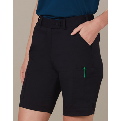 Ladies Utility Cargo Shorts M9442_WIN