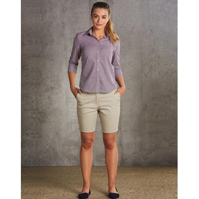 WomenS Chino Shorts M9461_WIN