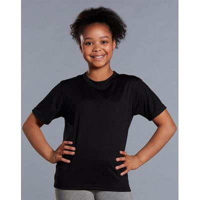(Kids Unisex) CoolDry Short Sleeve Tee TS23K_WIN