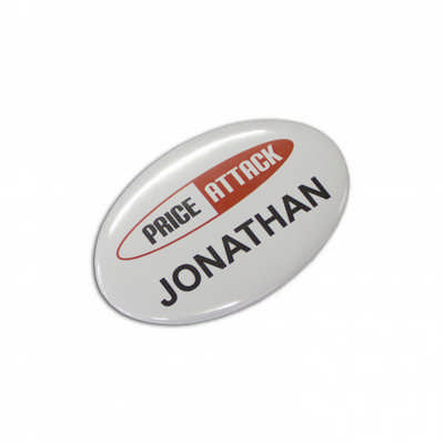 Button Badge Oval - 65 x 45mm - (printed with 4 colour(s)) 104784_TRDZ