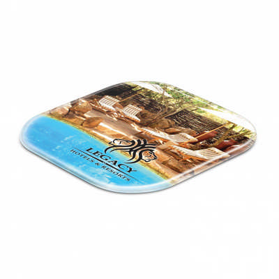 Clarion Coaster - (printed with 1 colour(s)) 107064_TRDZ