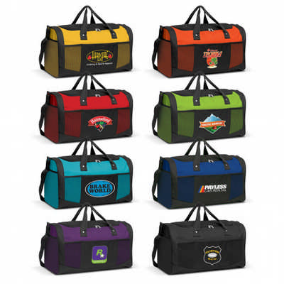 Quest Duffle Bag - (printed with 1 colour(s)) 107664_TRDZ