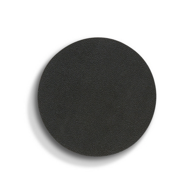 Bonded Leather Coaster - (printed with 1 colour(s)) 109433_TRDZ