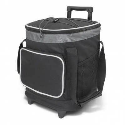 Glacier Cooler Trolley - (printed with 1 colour(s)) 109942_TRDZ