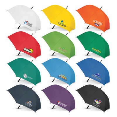 Hydra Sports Umbrella -  Colour Match - (printed with 1 colour(s)) 110485_TRDZ