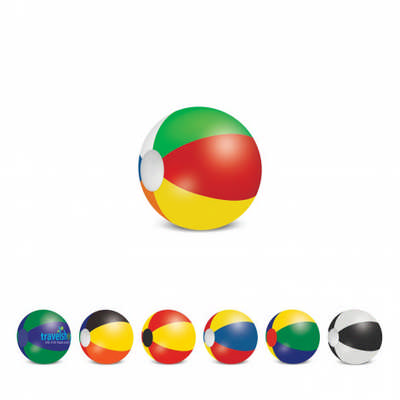 Beach Ball - 21cm Mix And Match  - (printed with 1 colour(s)) 110504_TRDZ