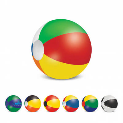 Beach Ball - 40cm Mix And Match  - (printed with 1 colour(s)) 110550_TRDZ