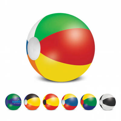 Beach Ball - 48cm Mix And Match  - (printed with 1 colour(s)) 110551_TRDZ