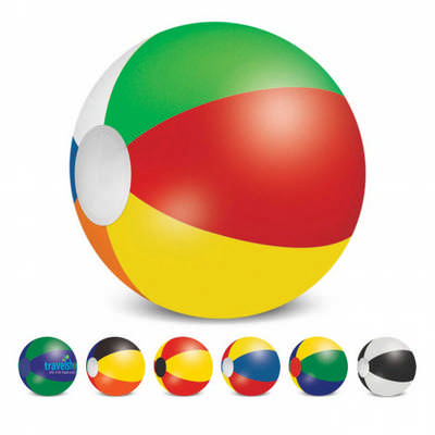 Beach Ball - 60cm Mix And Match - (printed with 1 colour(s)) 110552_TRDZ