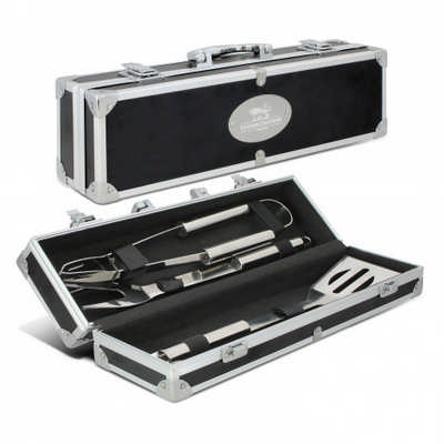 Luxmore BBQ Set - (printed with 1 colour(s)) 110805_TRDZ
