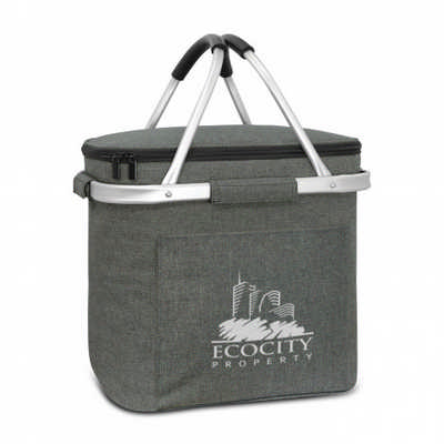 Iceland Cooler Basket - (printed with 1 colour(s)) 111455_TRDZ