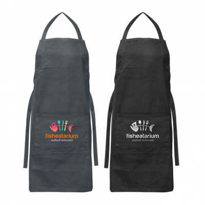 Savoy Apron - (printed with 1 colour(s)) 111803_TRDZ
