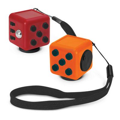 Fidget Cube - (printed with 1 colour(s)) 112381_TRDZ