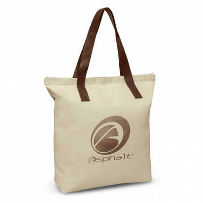 Ascot Tote Bag - (printed with 1 colour(s)) 112528_TRDZ