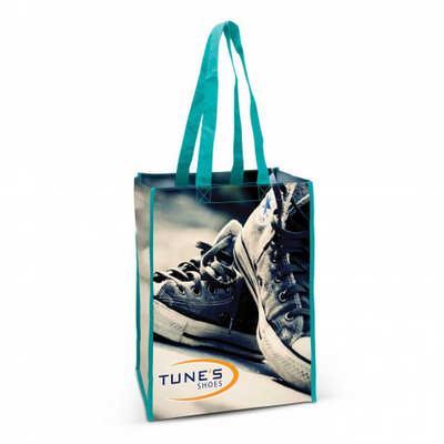 Anzio Cotton Tote Bag - (printed with 4 colour(s)) 112919_TRDZ