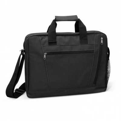 Luxor Conference Satchel - (printed with 1 colour(s)) 113114_TRDZ