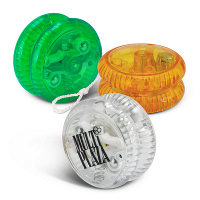 Light Up Yoyo - (printed with 1 colour(s)) 113592_TRDZ