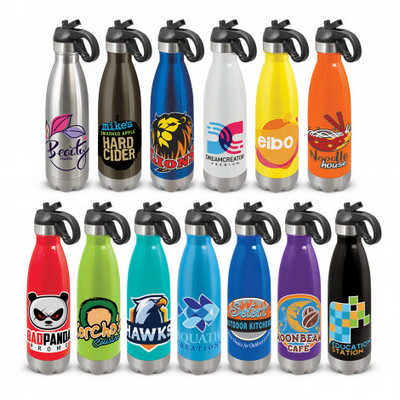 Mirage Vacuum Bottle - Flip Lid - (printed with 1 colour(s)) 113810_TRDZ