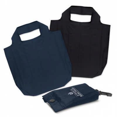 Atom Foldaway Bag - (printed with 1 colour(s)) 114319_TRDZ
