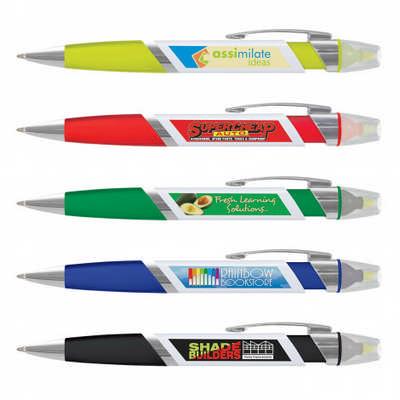 Avenger Highlighter Pen - (printed with 1 colour(s)) 115195_TRDZ