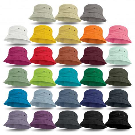 Bondi Bucket Hat - (printed with 1 colour(s)) 115438_TRDZ