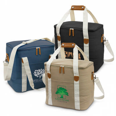 Canvas Cooler Bag - (printed with 1 colour(s)) 116660_TRDZ
