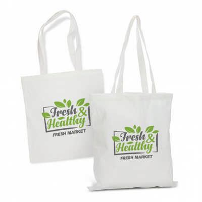 Bamboo Tote Bag - (printed with 1 colour(s)) 116870_TRDZ