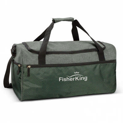 Velocity Duffle Bag - (printed with 1 colour(s)) 116951_TRDZ