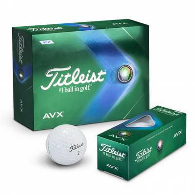 Titleist Avx Golf Ball - (printed with 1 colour(s)) 118394_TRDZ