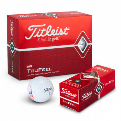 Titleist Trufeel Golf Ball - (printed with 1 colour(s)) 118397_TRDZ