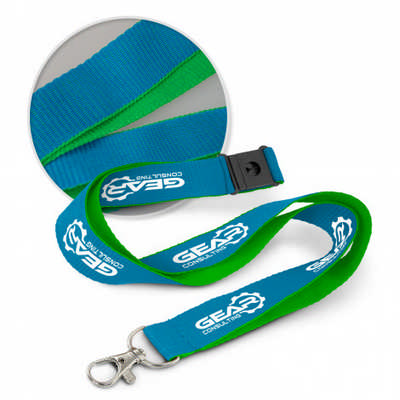 Duplex Lanyard - (printed with 1 colour(s)) 118536_TRDZ