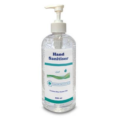 500ml Hand Sanitiser HANS05_YAT